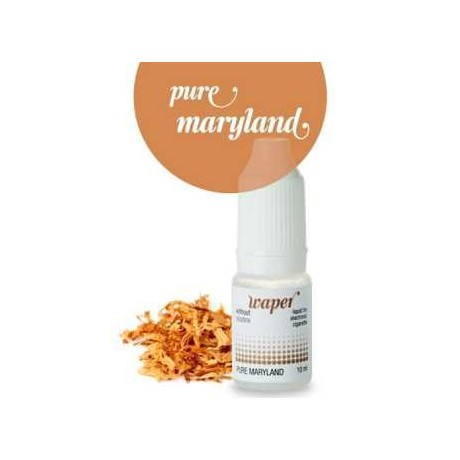 WAPER PURE MARYLAND 10 ML 18 MG