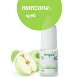 WAPER MANZANA 10 ML 00 MG