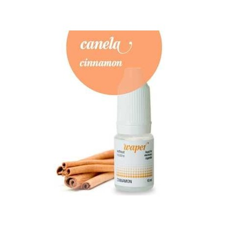 WAPER CANELA 10 ML 12 MG