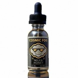 COSMIC FOG MILK & HONEY 0MG 30ML