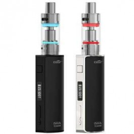 ELEAF KIT I-STICK TC60 + MELO 2 SILVER