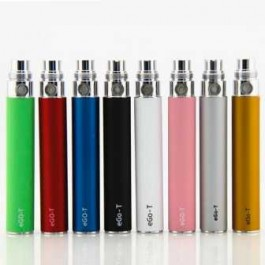 eGo BATTERY 650 mAh SILVER