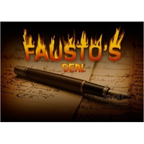 DROPS FAUSTO´S DEAL 10ML 18MG