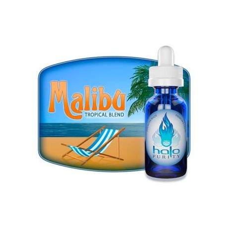 E-líquido HALO Malibu 30ml 00MG