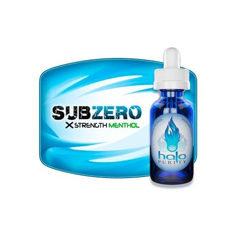 HALO Sub zero 30ml 18MG