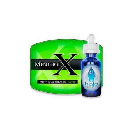 E-líquido HALO MENTHOL X 30ml 12MG