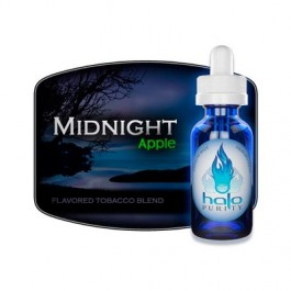 HALO Midnight Apple 30ml 18MG
