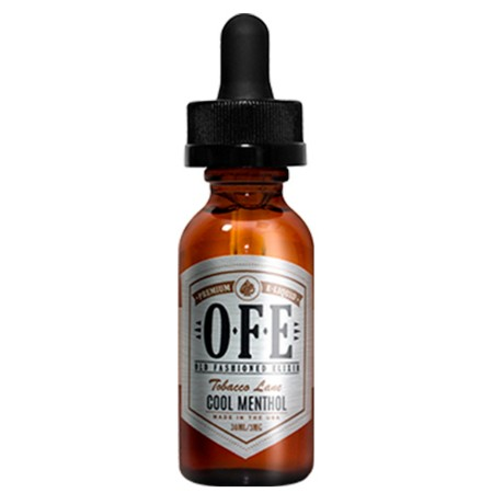 Old Fashioned Elixir Cool Menthol 30 mL