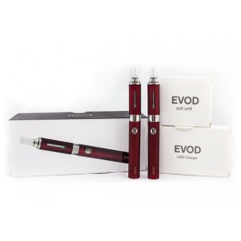 EVOD KIT DOBLE ROJO