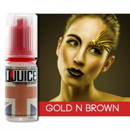 T juice aroma Gold N Brown 10 ml