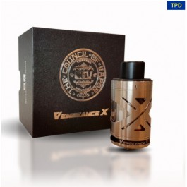Council of Vapor Vengeance X Tank 2ml