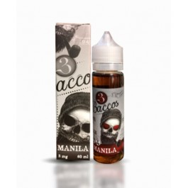 3 BACCO Manila 00MG 50ML (BOOSTER)