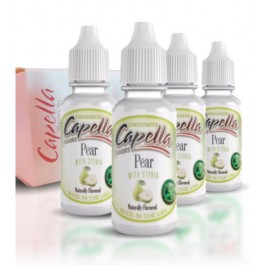 Capella Flavors Pear Stevia 13ML