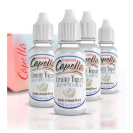 Capella Flavors Cream Yogurt 13ML