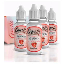 Capella Flavors Sweet Strawberry 13ML