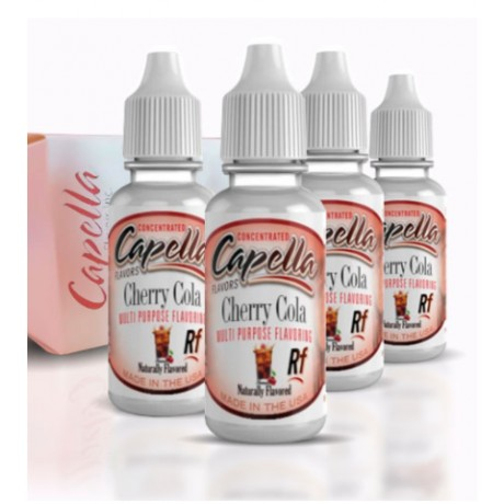 Capella Flavors RF Cherry Cola 13ML