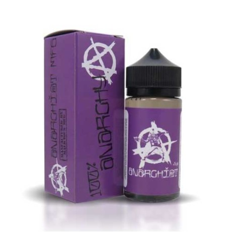 Anarchist Juice Purple 100ml (BOOSTER)