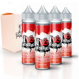 I VG MENTHOL Cherry Menthol 00MG 50ML (BOOSTER)