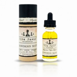 FIVE PAWNS BOWDEN´S MATE 50 ML (BOOSTER)