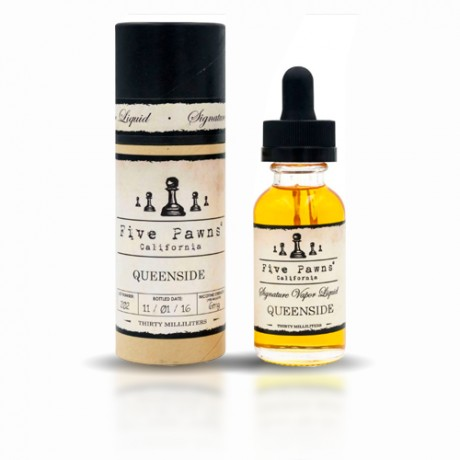 FIVE PAWNS BLACK FLAG RISEN ENRICHED 50ML (BOOSTER)