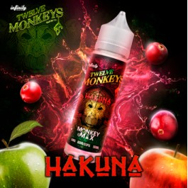Twelve Monkeys Hakuna BOOSTER