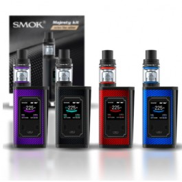 SMOK MAJESTIC Starter Kit Fiber (TPD EU Version)