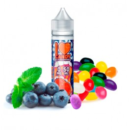 Mad Hatter I Love Taffy 50 ml BOOSTER