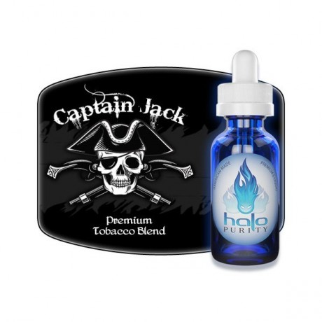 HALO Captain Jack 30ml 12MG