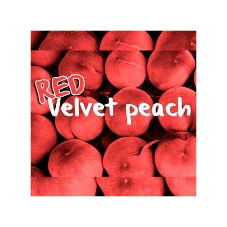 DROPS Red Velvet Peach 00MG 10ml