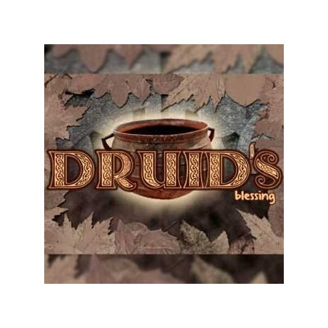 DROPS DRUIDS BLESSING 18MG 10 ml.