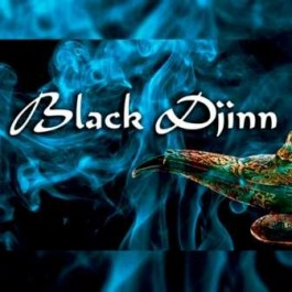 DROPS Black Djinn 10ML 12MG