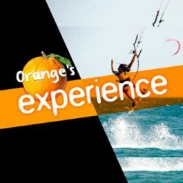 DROPS ORANGE´S EXPERIENCE 30ML 00MG
