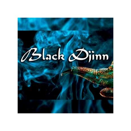 DROPS Black Djinn 30ML 12MG