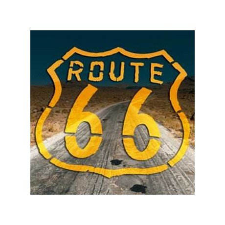 DROPS ROUTE 66 30ml 18MG