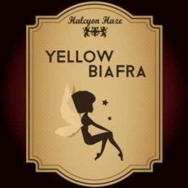 HALCYON HAZE YELLOW BIAFRA 12MG 20ML.