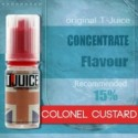 Tjuice Aroma Colonel Custard 10ml