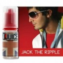 Tjuice Eliquid Jack the ripple 10ml 00mg