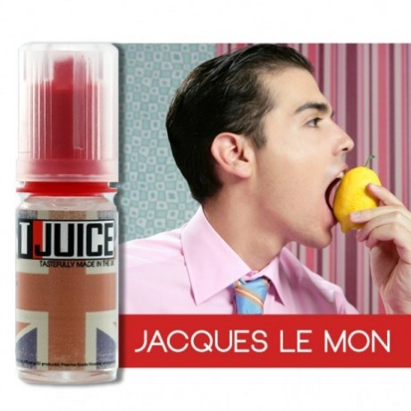 Tjuice Eliquid Jacques Le mon 10ml 08mg