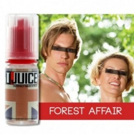 Tjuice Eliquid forest Affair 10ml 11mg