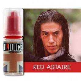 Tjuice Eliquid Red Astair 10ml 08mg