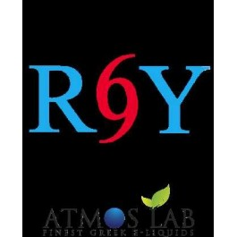 ATMOS LAB ELIQUID RY69 BAL 10 ML 6 MG