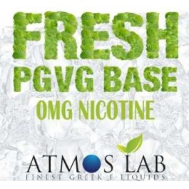 ATMOS FRESH BASE PGVG 0 MG