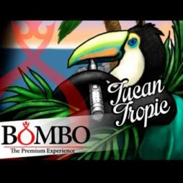 BOMBO TUCAN TROPIC 10 ML 18MG